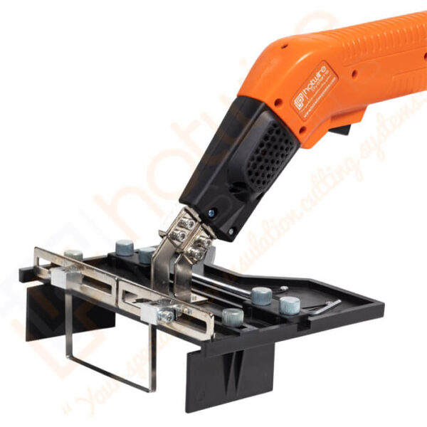 Grooving Platform for Hot Knife cutter HWS250!