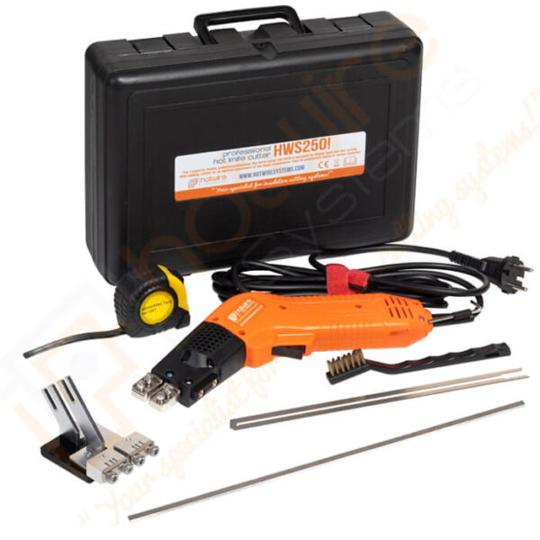 Professional Electrician Tool Kit include HWS250! cutter, MINI adapter and bendable blade Type-G30!